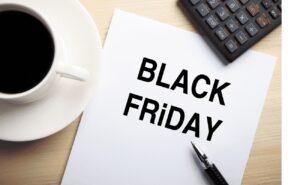 kampanie reklamowe black friday sklepy