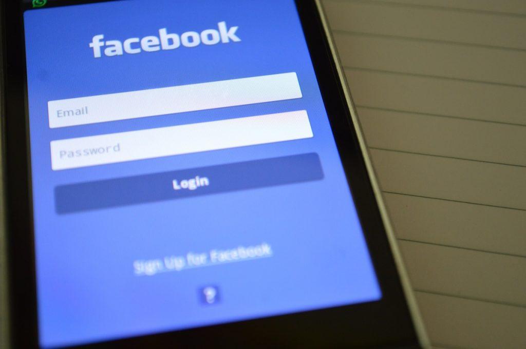 Zablokowane konto na facebooku