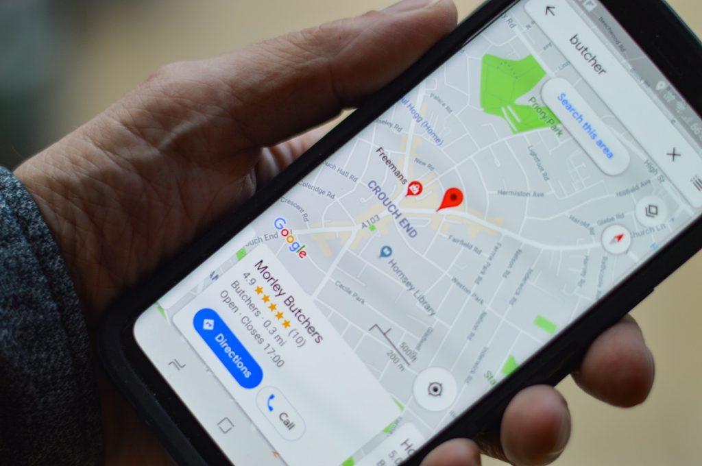 case study seo wplyw wizytowek google na pozycje