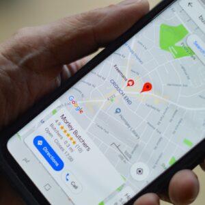 case study seo wplyw wizytowek google napozycje