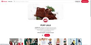 kampania napintereście marki plny lala